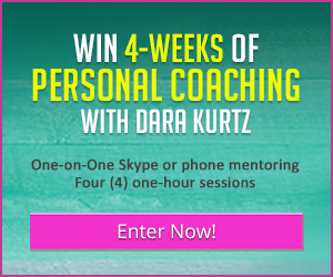 WIN 4-Weeks of Personal Coaching
