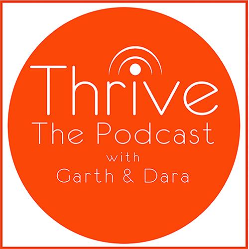 Thrive Podcast Logo 500
